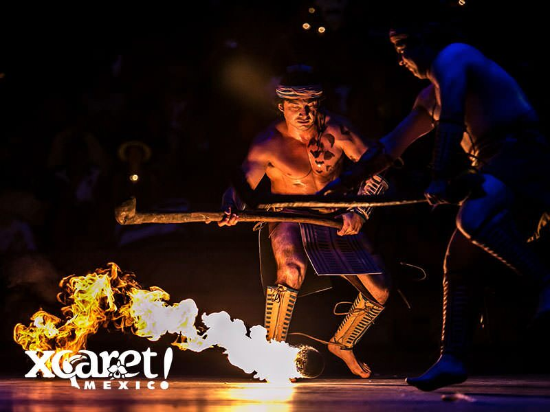 Xcaret At Night_4